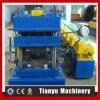 Machine de formation automatique de plaque de barre de faisceau de la rambarde B de route