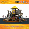 Veggie House Kids Outdoor Playground Equipment para School e parque de diversões (2014SG-16401)