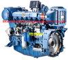 de Mariene Motor van de Diesel 500HP Weichai Motor van de Boot (WP12C500-21)
