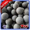 Esfera de aço elevada de carcaça de Quolity para o cimento