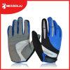 Glitzernder Kunst-voller Finger-Motorrad-Handschuh für schützen Hände
