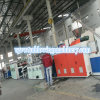 China fêz a linha de produção da placa da espuma de WPC com preço de fábrica