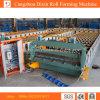 Machine de construction de feuillard de trapèze