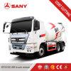 Sany Sy310c-8 (r) 10m3 redressent le mélangeur concret de camion d'entraînement