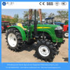 мелкое крестьянское хозяйство земледелия 40HP 4WD/миниый сад/компактный трактор