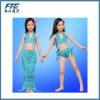 2017 소녀를 위한 새로운 Stlele 인어 수영복