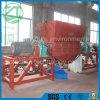 La plastica/gomma solida/acciaio residuo/possono/pneumatico/trinciatrice di legno industriale