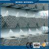 Труба горячего DIP Q235B гальванизированная стальная для столба загородки