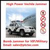 Jammer sem fio do sinal do carro poderoso do construtor do sinal do jammer do sinal do veículo