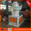 Máquina vertical de la partícula de madera y de la alimentación de la nueva llegada