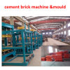China Hydraulic Pressure Method und Concrete Brick Raw Material Block Making Machine