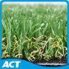 Ajardinando a grama do jardim com fábrica (L40)
