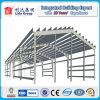 Estrutura metálica clara da casa do baixo custo da oficina da estrutura do metal