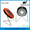 Solar portable LED Reading Light para Rural Areas Lighting