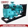 tipo abierto sistema de la fuente de alimentación 350kVA de generador diesel diesel de Genset