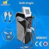 Utilisation de salon de machine de beauté d'enlèvement de cheveux de chargement initial d'Elight Shr (MB600C)