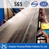 L'OIN certifient la bande de conveyeur résistante à la chaleur plate matérielle de toile de Compani Ep/Cc
