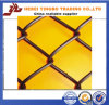 Playground Dimond Chain Link Fencing에 있는 PVC Coated Used