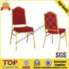 Steel elegante moderno Hotel Banqut Chair para Wedding