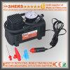 De mini 12V Compressor van de Lucht met de Maat van de Druk 250psi (sh-103)