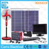 100W Portable Home Solar Panel System