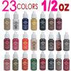 Pigment 23 van de Tatoegering van Biotouch Inkt van de Make-up van de Kleur de Permanente
