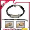 Wristband personalizzato del silicone con il marchio di stampa