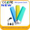 Chargeur de batterie mobile de côté promotionnel de pouvoir Ep006