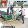 Máquina plástica de pavimentadora de borracha da pista de decolagem