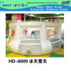 Парк развлечений Оборудование, Крытый площадка для детей Play (HD-8009)
