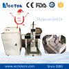 5axis CNC giratório do router CNC/Mini que cinzela a máquina 400*400mm