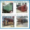 8ton Steam Output Horizontal Wood Pellet Biomass Boiler