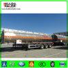 Tri-Asse 45000 litri di alluminio della lega del serbatoio di combustibile di rimorchio semi