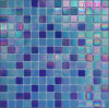 Mosaïque en verre pour la tuile de décoration de mur