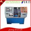 Ck0640 수평한 CNC 선반 공작 기계 소형 CNC 저가