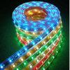 Cinta flexible lateral impermeable de la luz de tira de la vista SMD/LED para la iluminación del fondo de la pared de la TV
