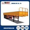 2개의 차축 대량 화물 수송기 트럭 트레일러