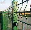 3D Zaun, geschweißter Weire Zaun, galvanisierter Ineinander greifen-Zaun