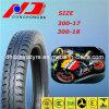Groove horizontal Pattern 300-18tt Motorcycle Tyre