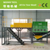 Botella PET Bale Breaking Machine
