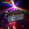 DJ 당 단계 디스코 DMX512 컴퓨터 통제 1W RGB 애니메니션 레이저 광