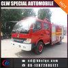 Wasser 4t und Schaumgummi-Feuer erlöschen Fahrzeug-Wasser-Tanker-Löschfahrzeug