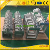 Kundenspezifische Straßenlaterne-Aluminiumstrangpresßlinge mit anodisiertem Ende