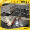 Aislante de tubo de aluminio/tubo del canal U de aluminio de la alta calidad