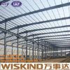 O edifício industrial da construção de aço de China pré-fabricou