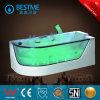 Banheira autônoma da massagem dos mercadorias novos de Saniatry com vidro Tempered para o banheiro (BT-A1009)