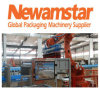 Робот Newamstar автоматический упаковывая машину