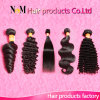 Karosserien-Wellen-tiefe Wellen-lose Wellen-gerades Haar-unterschiedliche Art-ausgezeichnetes brasilianisches Webart-Haar