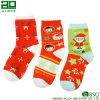 Сделайте вашей собственной конструкцией веселые изготовленный на заказ носки экипажа рождества