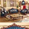 ホーム家具(D521)のためのソファーの椅子が付いている居間のソファー